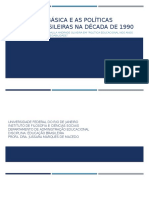 2016.2 Seminário de Educação Brasileira
