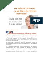 En Consulta Menopausia