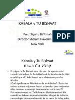 Kabala y Tu Bishvat