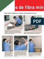 Ed. 03 - Out-2005 - QUALIDADE - Forros de Fibra Mineral
