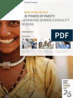 MGI India parity_Full report_November 2015.pdf