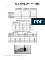 Duct Construction Standards for Positive Negative and Suports