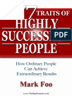 77 Success Traits of highly  Successful People.pdf