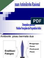 6. Penggunaan Antibiotika Rasional