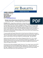 Barletta Votes against Obama background check policy