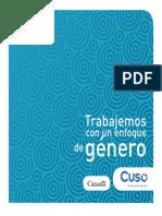 De León, Swamy y Zamudio y Ricardo - Trabajemos con un enfoque de género