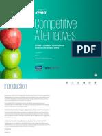Guía Alternativas Competitivas 2016 de KPMG