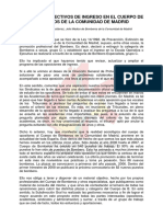 001 - Procesos Selectivos de Ingreso en El Cuerpo de Bomberos de La Comunidad de Madrid