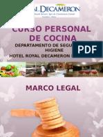 Capacitacion Cocina Restaurantes