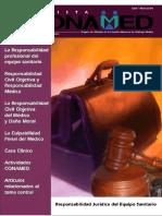 CONAMED Responsabilidad Civil de Equipo Sanitario