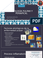 Patologiaa Pulpar y Periapical