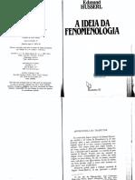 HUSSERL, Edmund. A Idéia da Fenomenologia.pdf
