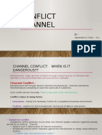 Conflict Channel