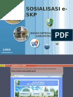 Petunjuk Pengisian E-SKP