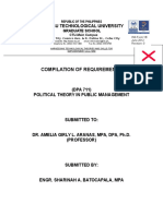 DPA 711.Political Theory in Public Management.doc