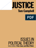 Campbell, Tom (1988) - Justice