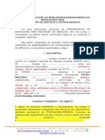 Contrato de Parceria Salão de Cabeleireiro - Modelo