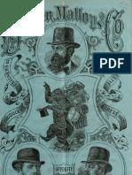 (1875) Catalogue
