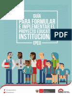 GUÍA PARA FORMULAR E IMPLEMENTAR EL PEI - MINEDU 2017.pdf