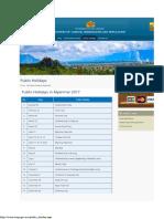 Myanmar EVisa (Official Government Website)