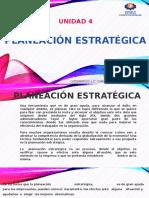 Unidad 4 Cultura Empresarial(Planeacion Estrategica)