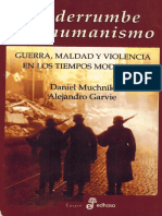El Derrumbe Del Humanismo - Muchnik-Garvie