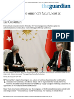If You Want to See America's Future, Look at Turkey _ Liz Cookman _ Opinion _ the Guardian