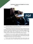 Pengaruh Smartphone Terhadap Kehidupan Sosial Budaya