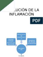 Resolución de La Inflamación