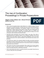 N12 POCA in-private Prosecutions