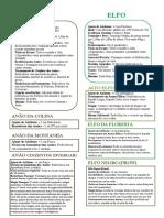 D&D 5E - Resumo das Raças - Biblioteca Élfica.pdf