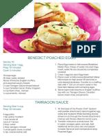 Tupperware February 2019 recipes