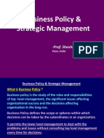 MM Businesspolicystrategicmanagement 140114205004 Phpapp01