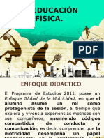 Educacion  Física 5to semestre Lic. Ed. PRIMARIA