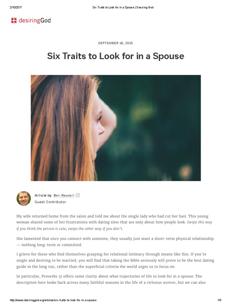 How to find wife on dating site
