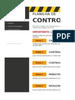 Planilha de Controle de Frotas 3.0 - Demo