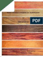 Commercial Hardwood in Myanmar