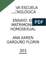 Matrimonio homosexual.docx
