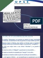 Etica y Globalizacion