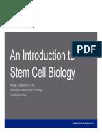 Stem Cell Day1 Part2 Shelanski