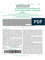 Studies on the Haustorial Growth Pattern of      Helicanthes elastica (Desr) Danser in Selected Hosts