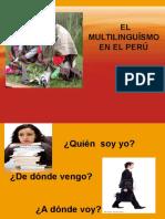 Perú Multilingue y Pluricultural 2016