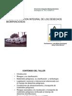 1. tallerdesechosbiologicosyelitza2013 (1)