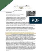 Educacion Privada en Mexico