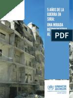 ACN Cinco Anos Guerra Siria