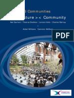 Architecture - Community