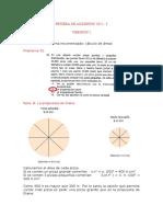 SOLUCIÓN 42 Versión 2 Jornada Tarde 2012 - I (1) examen de admision unicauca