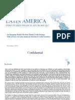 Latin America Structured Finance Advisers