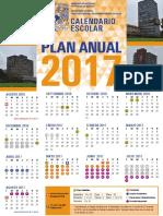 Plan Anual  UNAM 2017