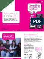 National Switchover Leaflet